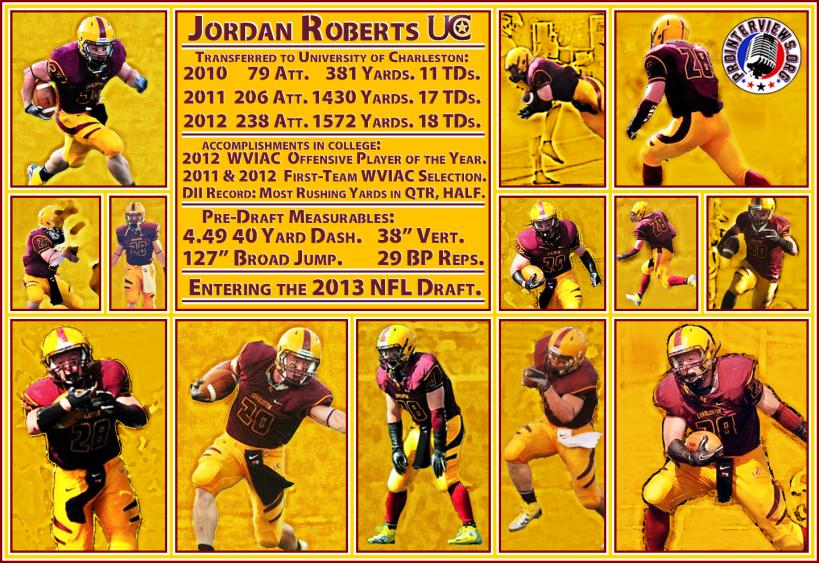 Jordan Roberts Collage