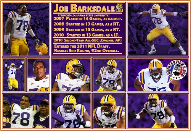 BarksdaleLSU collage